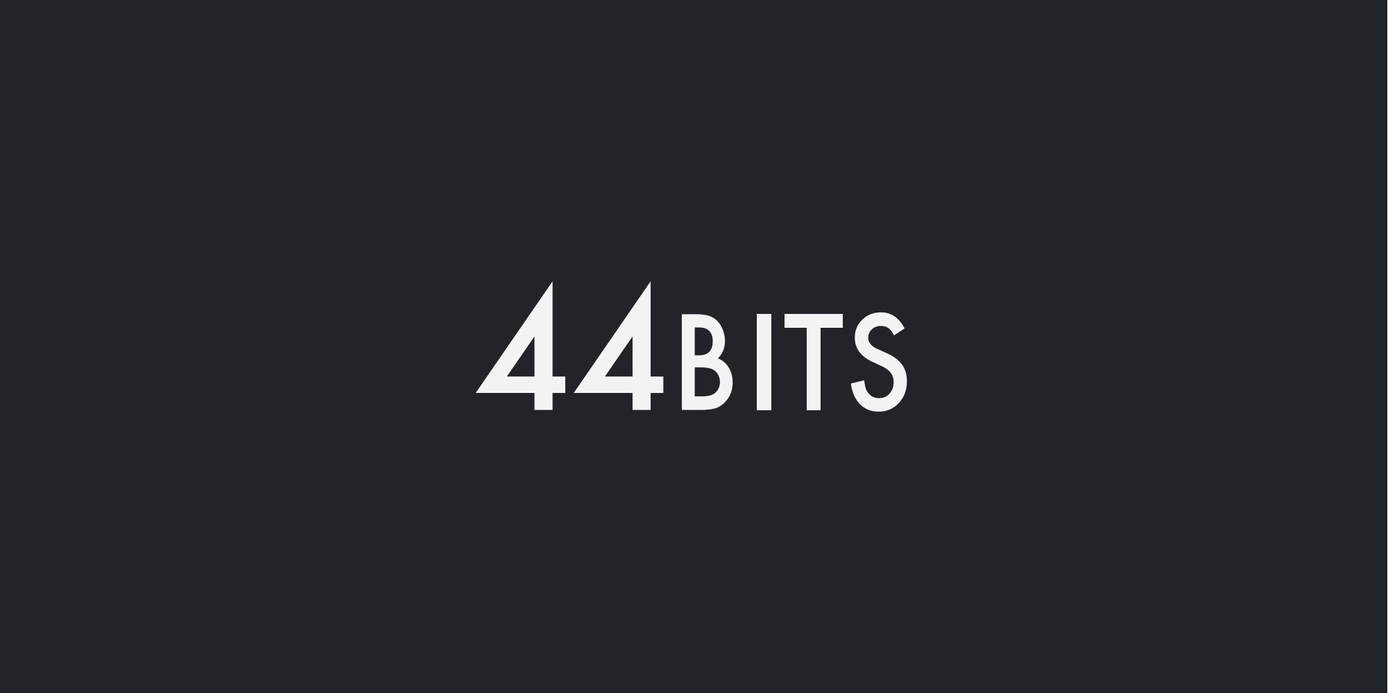 44BITS 로고